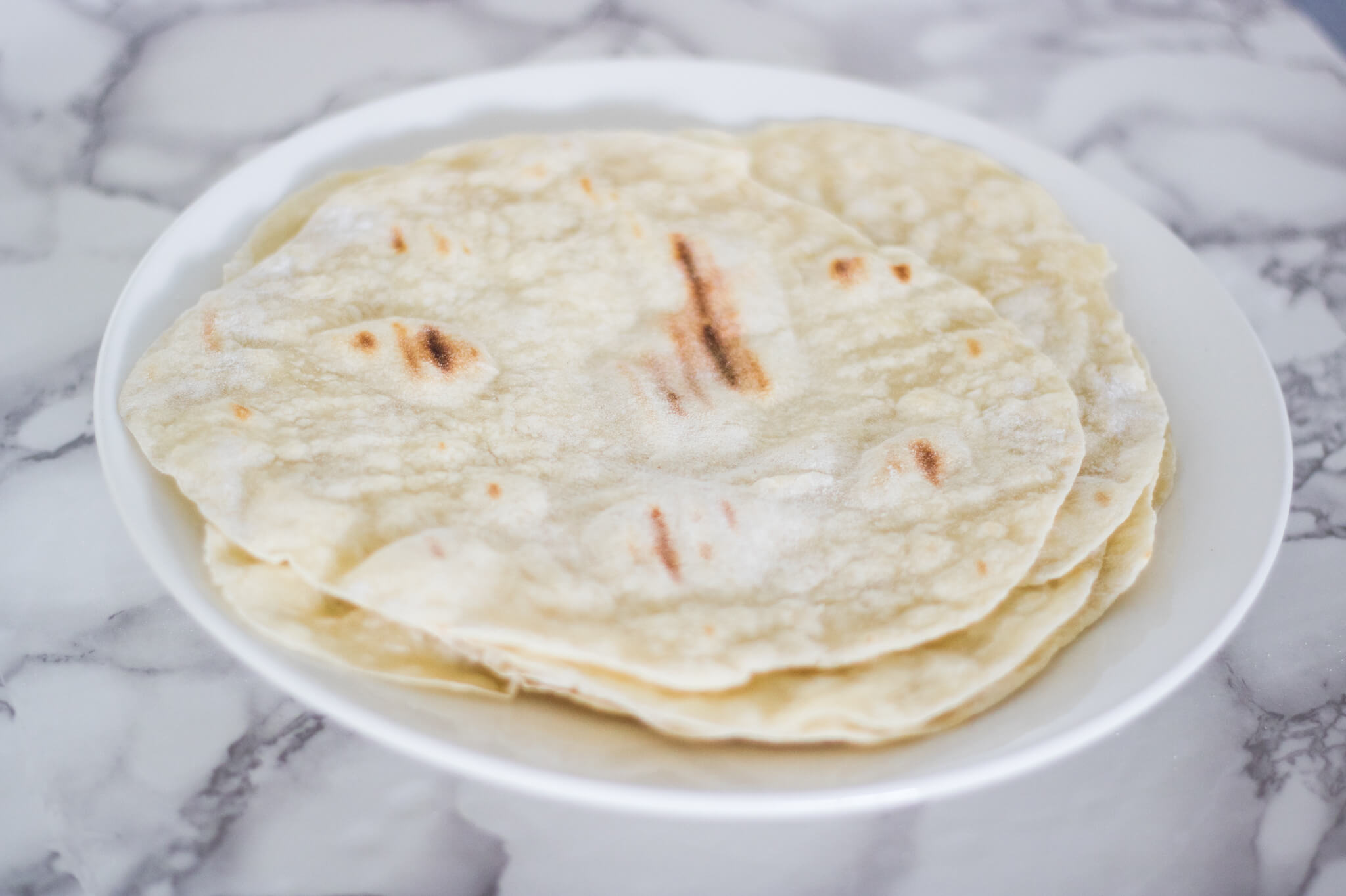 Homemade Flour Tortillas- They're Easier Than You Think!