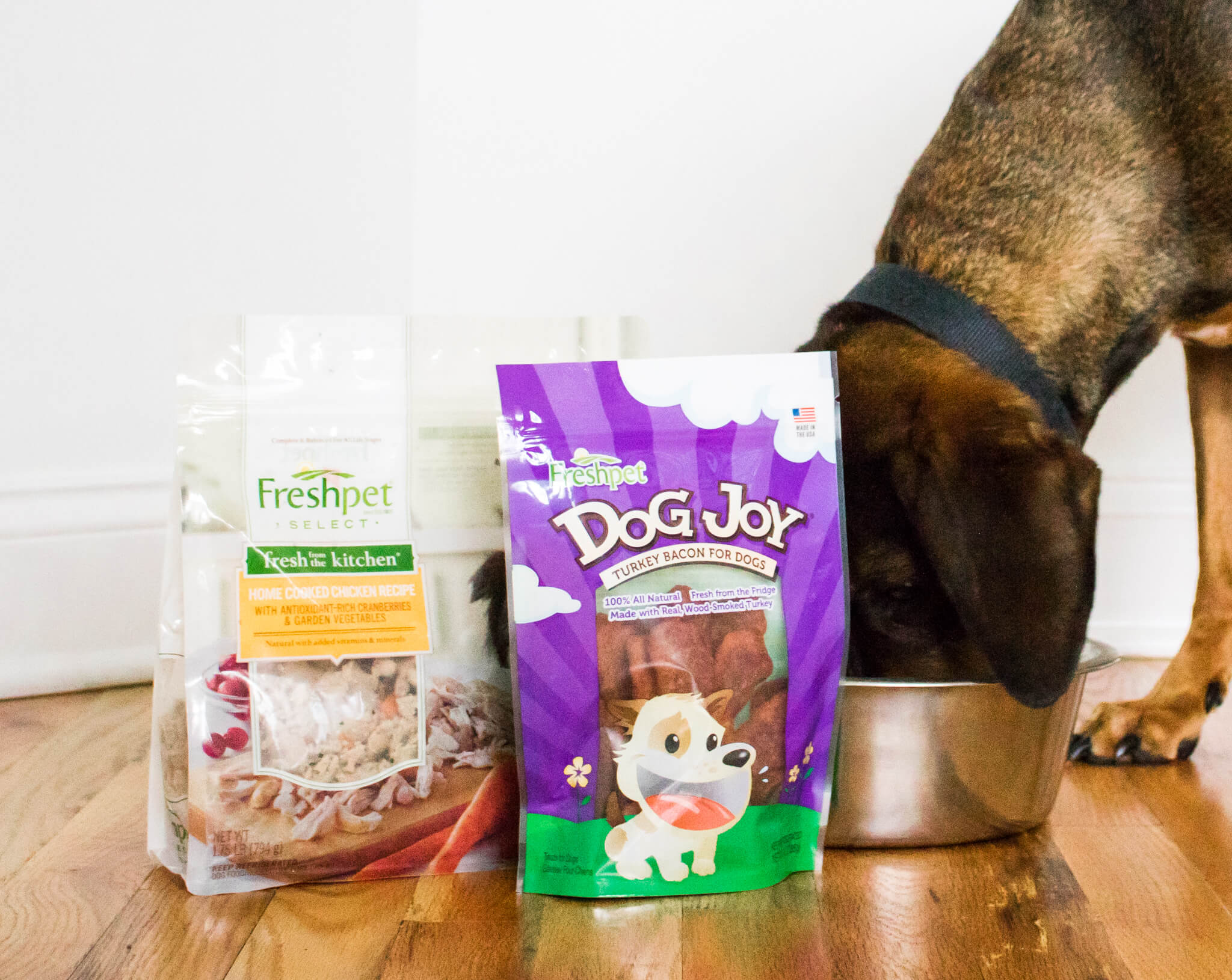 Our Experience with Freshpet and Hello Fresh!