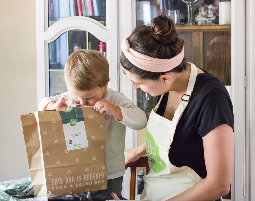 mommy and son, mom blogger, nashville mom blog, mommy blogger, cooking with kids, healthy meals, fresh, fresh pet, hound dog, coon hound, a mom inspired fresh with your pet, hello fresh, fresh food, healthy, crunchy, green, meal service, home chef