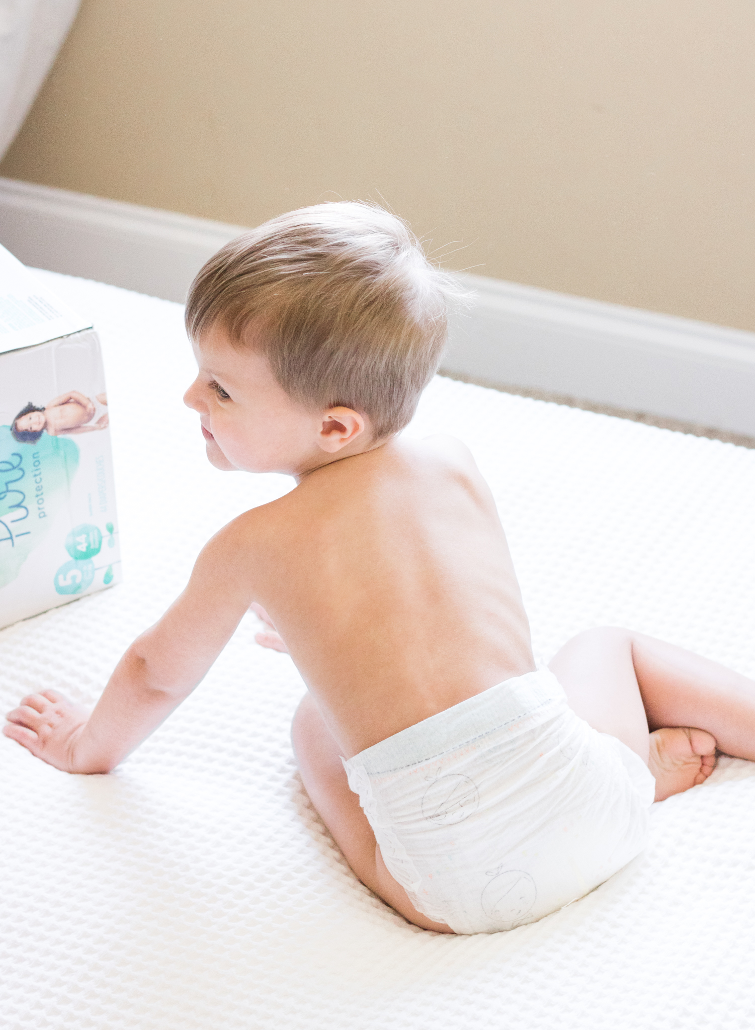 We Recently Switched our Baby's Diapers- and You Should Too!