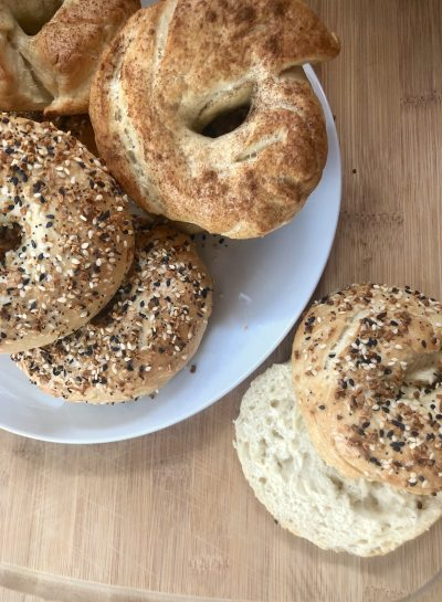 Perfect Weekend Bagels