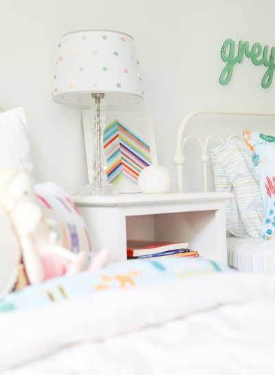 Creating a Gender Neutral Kid's Bedroom