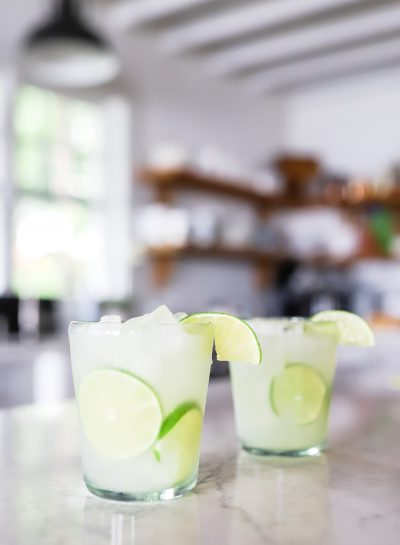 Island Thyme- Your New Favorite Cocktail!
